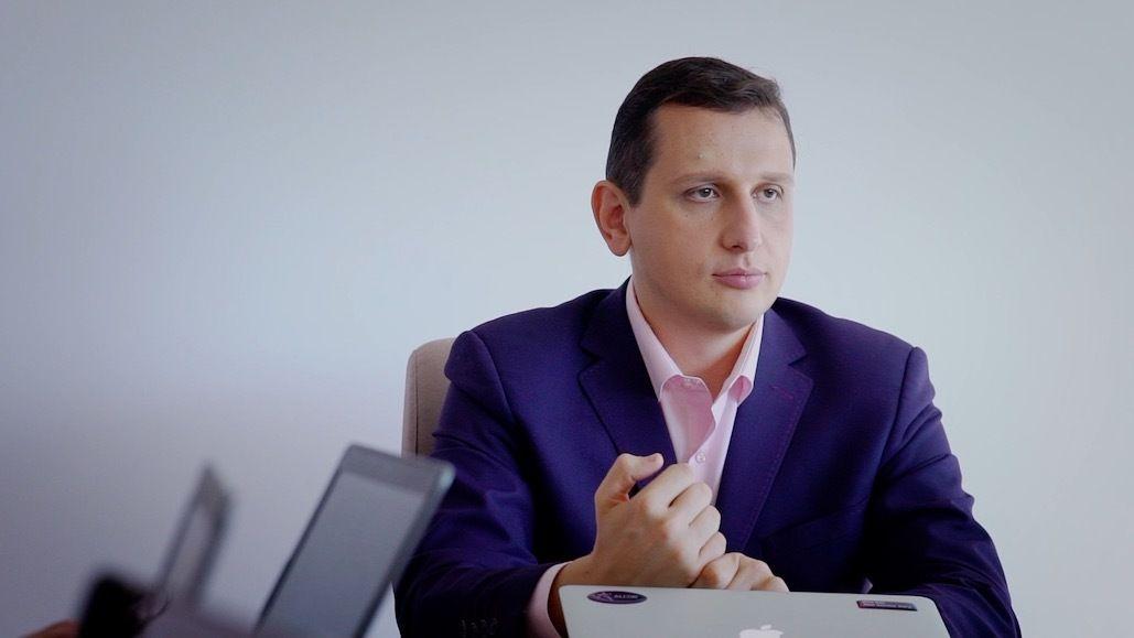 Dmitry Ovcharenko CEO