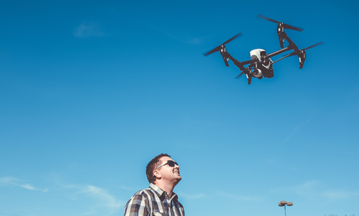 drone-man