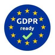 GDPR ready solution