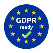 GDPR ready solution
