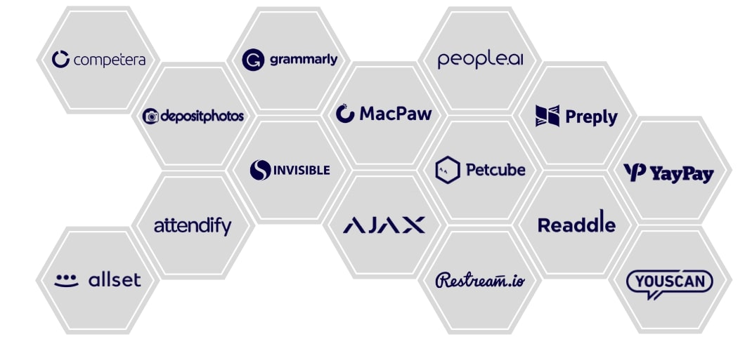 Famous Startups in Ukraine - Wall of Fame